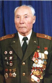 Захаров Алексей Никанорович